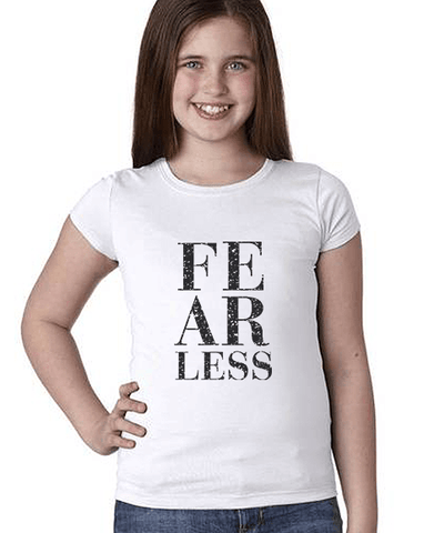 Fearless - LifeSpirit | Sidi Life Products - T- Shirts - #collection_type#