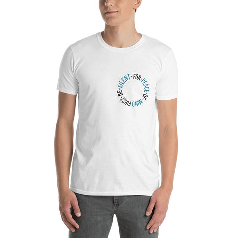 Image of First Be Quiet Unisex - LifeSpirit | Sidi Life Products - T- Shirts - #collection_type#