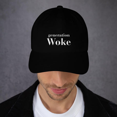 Image of Generation Woke Classic Dad - LifeSpirit | Sidi Life Products - Hats & Caps - #collection_type#