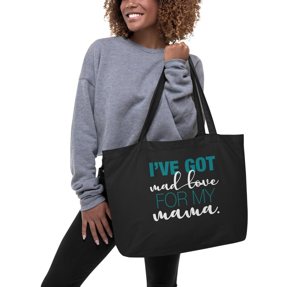 Got Mad Love for My Mama tote - LifeSpirit | Sidi Life Products - - #collection_type#