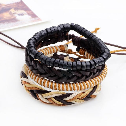 Image of Handmade Dankaishi 4pcs/set Bracelets - LifeSpirit | Sidi Life Products - Accessories - #collection_type#