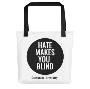 Hate Makes You Blind Tote - LifeSpirit | Sidi Life Products - Accessories - #collection_type#