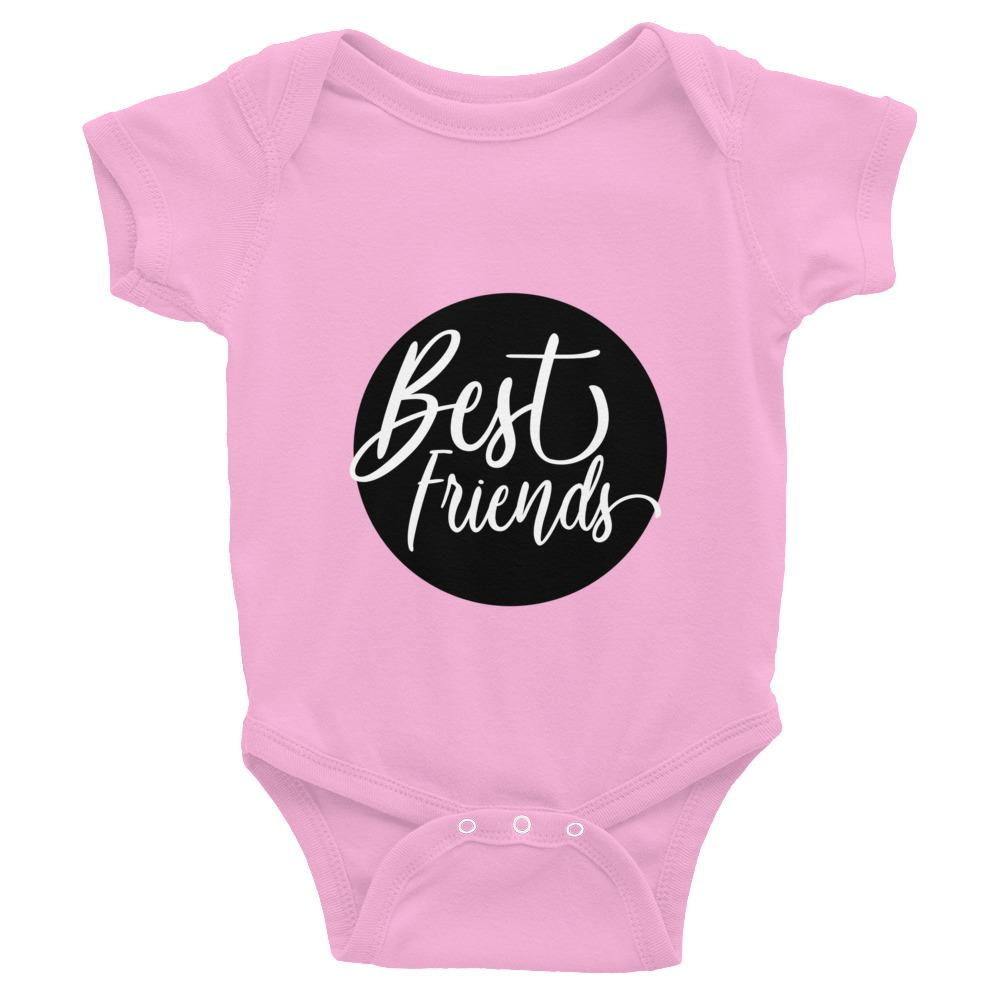 hollywoodBest Friends Infant Bodysuit - LifeSpirit | Sidi Life Products - Baby & Toddlers - #collection_type#