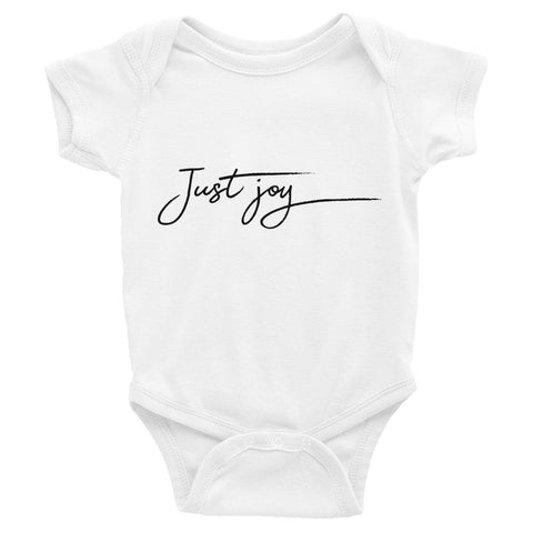 hollywoodJust Joy Infant Bodysuit - LifeSpirit | Sidi Life Products - Baby & Toddlers - #collection_type#