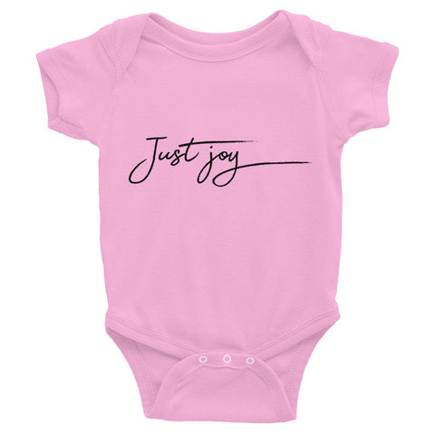 Image of hollywoodJust Joy Infant Bodysuit - LifeSpirit | Sidi Life Products - Baby & Toddlers - #collection_type#