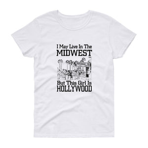 I May Live in the Midwest - LifeSpirit | Sidi Life Products - T- Shirts - #collection_type#