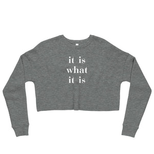 It Is What It Is - LifeSpirit | Sidi Life Products - Hoodies - #collection_type#