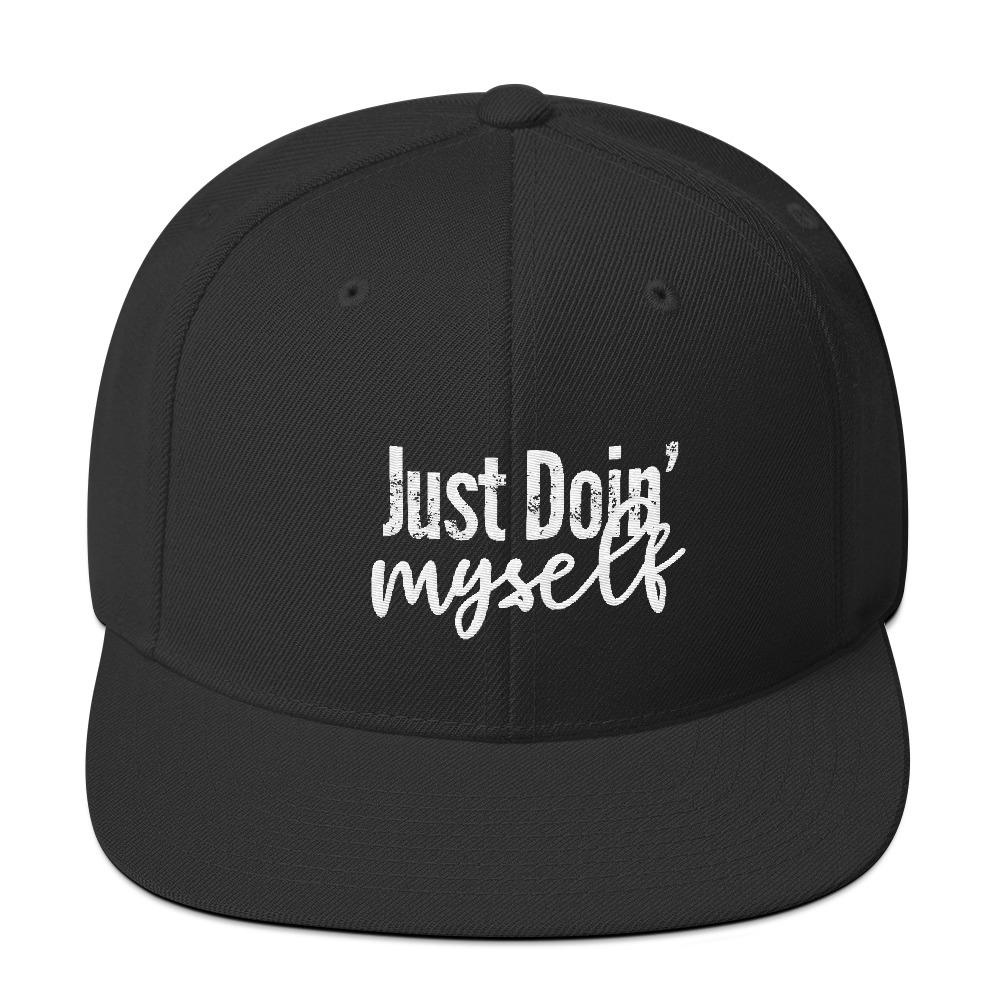 Just Doin' Myself Snapback - LifeSpirit | Sidi Life Products - - #collection_type#
