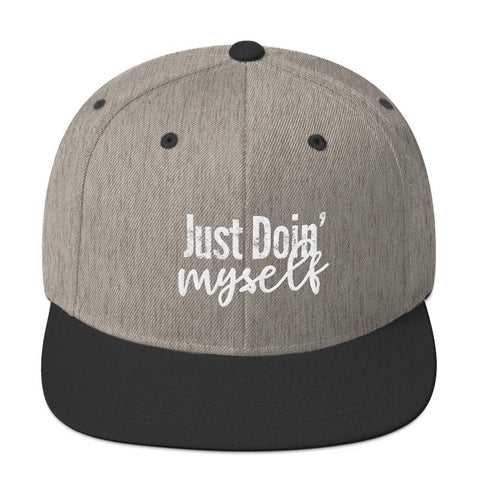 Image of Just Doin' Myself Snapback - LifeSpirit | Sidi Life Products - - #collection_type#