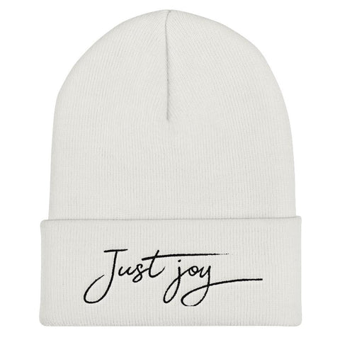 Image of Just Joy Beanie - LifeSpirit | Sidi Life Products - Hats & Caps - #collection_type#
