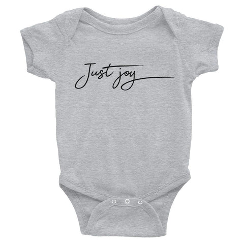 Just Joy Infant Body-suit - LifeSpirit | Sidi Life Products - Baby & Toddlers - #collection_type#