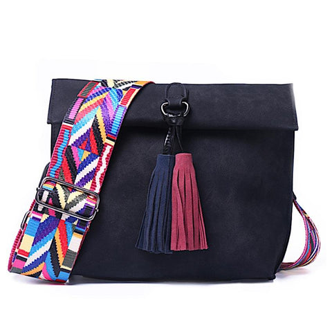 Image of Lisa Crossbody Tasseled Hand Bag - LifeSpirit | Sidi Life Products - Accessories - #collection_type#