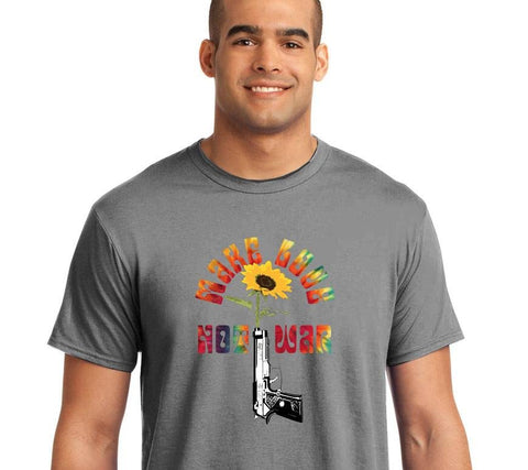 Make Love, Not War - LifeSpirit | Sidi Life Products - T- Shirts - #collection_type#