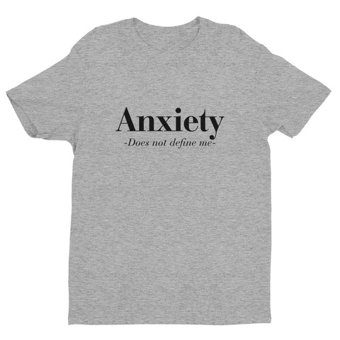 Anxiety Does Not Define Me Unisex Tee