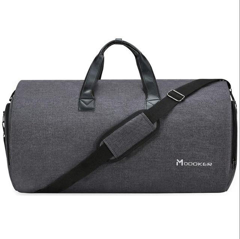 Modoker Travel/Carry On Bag with Shoulder Strap