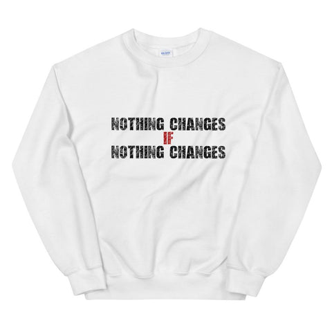 Nothing Changes If Nothing Changes - LifeSpirit | Sidi Life Products - Hoodies - #collection_type#