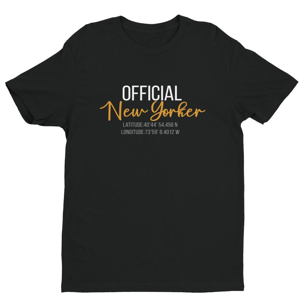 Official New Yorker - LifeSpirit | Sidi Life Products - T- Shirts - #collection_type#