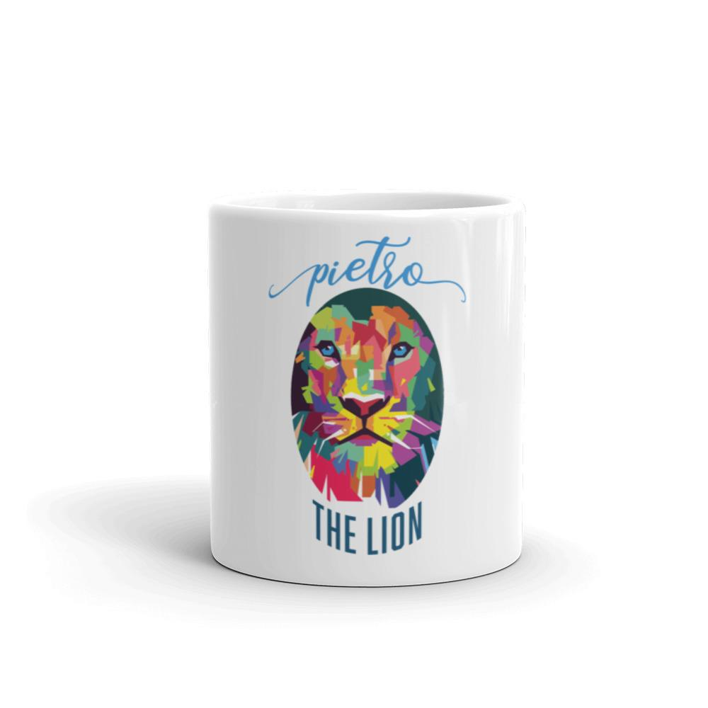 Pietro the Lion Mug (special edition) - LifeSpirit | Sidi Life Products - Accessories - #collection_type#