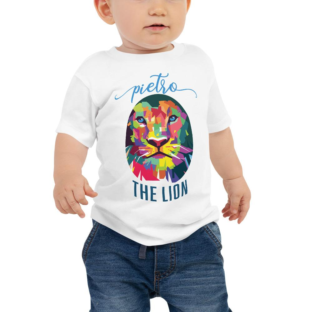 Pietro the Lion Tee (special edition) - LifeSpirit | Sidi Life Products - Baby & Toddlers - #collection_type#