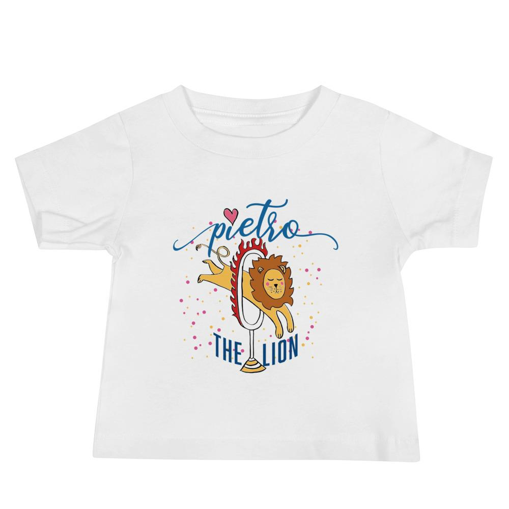 Pietro the Little Lion Tee (special edition) - LifeSpirit | Sidi Life Products - Baby & Toddlers - #collection_type#