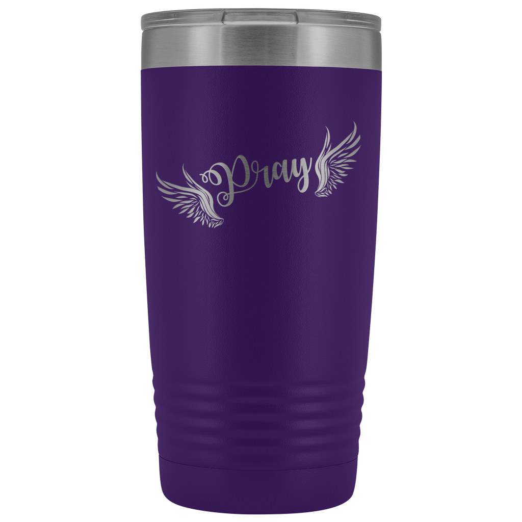 Pray Tumbler - LifeSpirit | Sidi Life Products - Accessories - #collection_type#