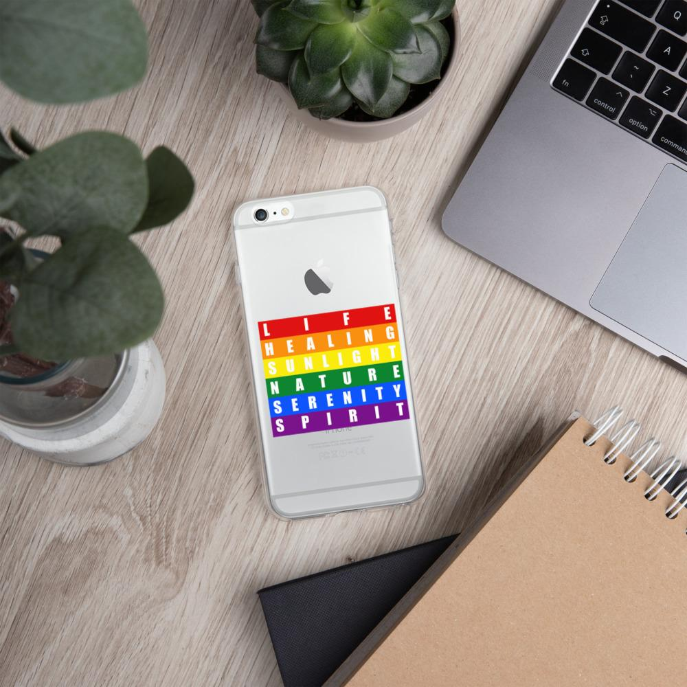 Rainbow Flag Phone Cases - LifeSpirit | Sidi Life Products - Accessories - #collection_type#