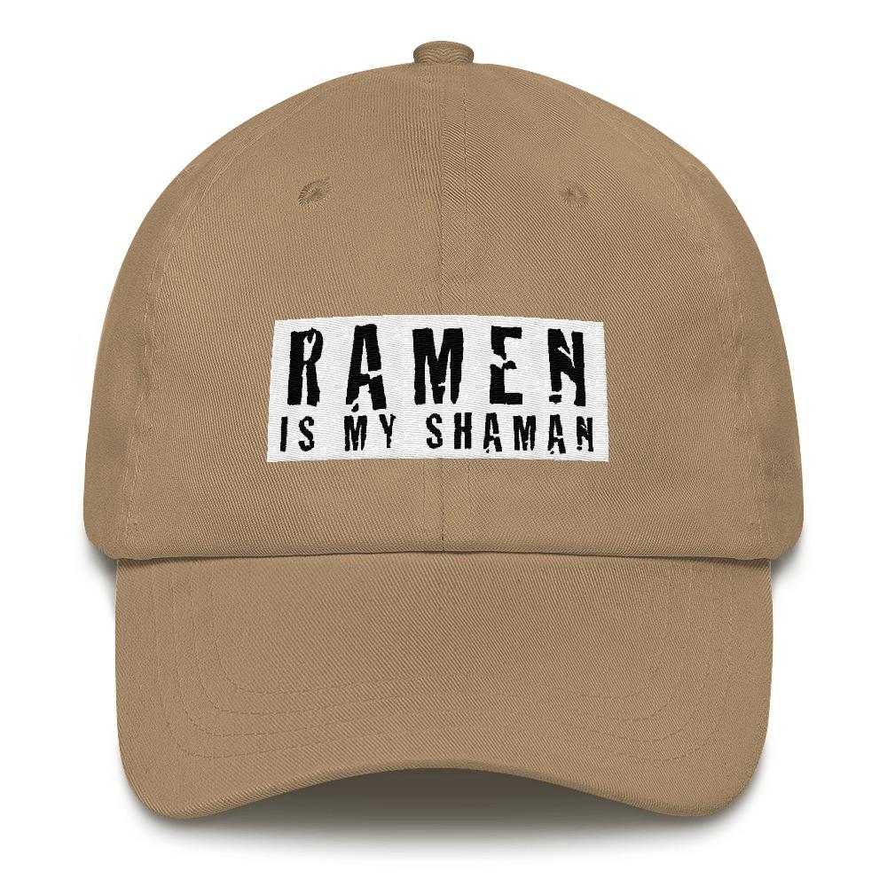 Ramen Is My Shaman Cap - LifeSpirit | Sidi Life Products - Hats & Caps - #collection_type#