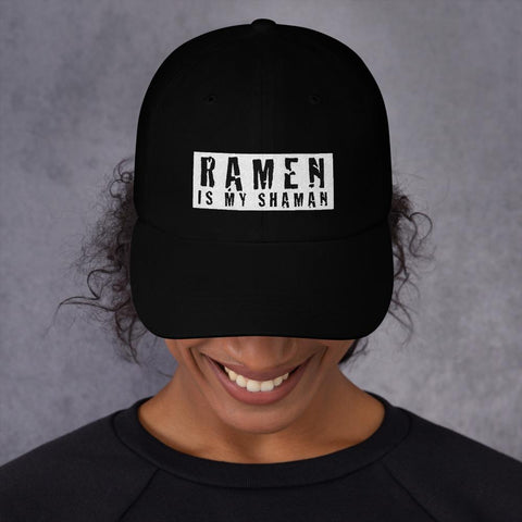 Image of Ramen Is My Shaman Cap - LifeSpirit | Sidi Life Products - Hats & Caps - #collection_type#