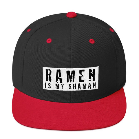 Image of Ramen Is My Shaman Snapback - LifeSpirit | Sidi Life Products - Hats & Caps - #collection_type#