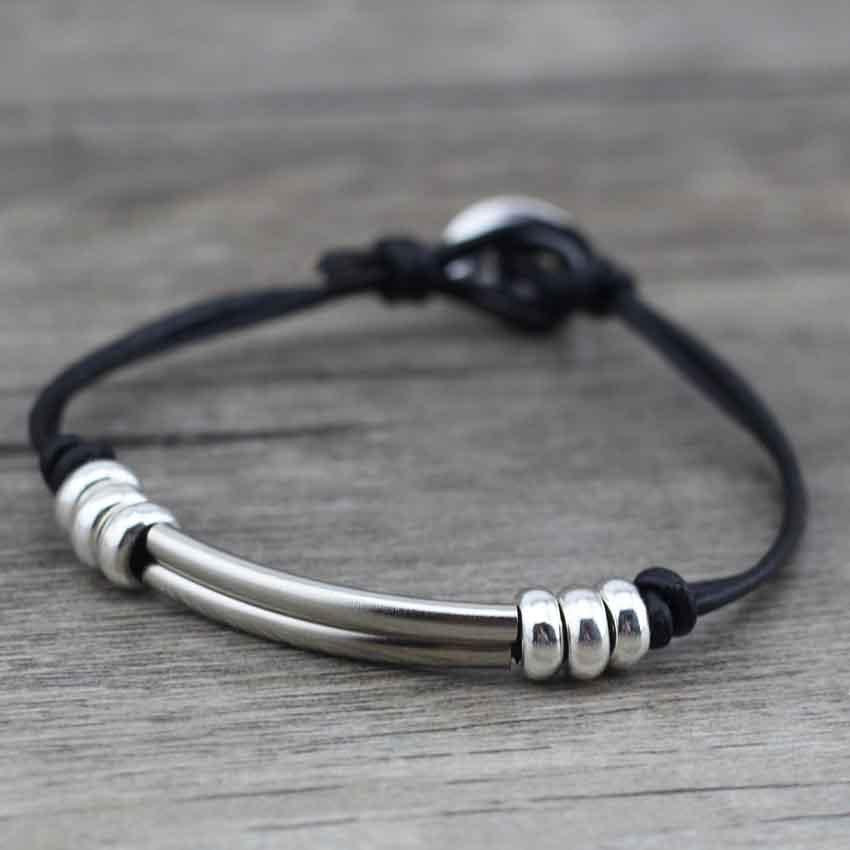 Retro Leather Bracelet - LifeSpirit | Sidi Life Products - Accessories - #collection_type#