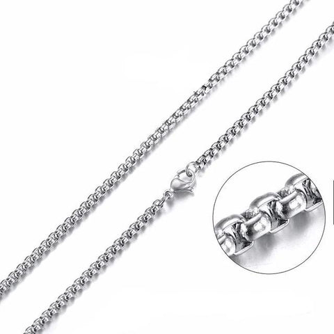Stainless Steel Chain - LifeSpirit | Sidi Life Products - Accessories - #collection_type#