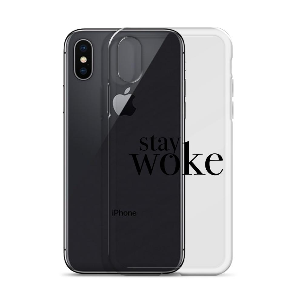 Stay Woke iPhone cases - LifeSpirit | Sidi Life Products - Accessories - #collection_type#