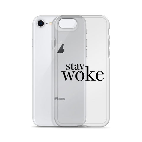 Image of Stay Woke iPhone cases - LifeSpirit | Sidi Life Products - Accessories - #collection_type#