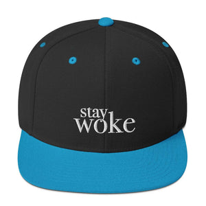 Stay Woke Snapback - LifeSpirit | Sidi Life Products - Hats & Caps - #collection_type#