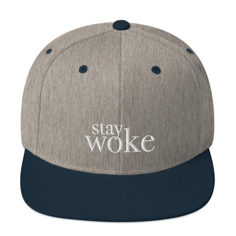 Image of Stay Woke Snapback - LifeSpirit | Sidi Life Products - Hats & Caps - #collection_type#
