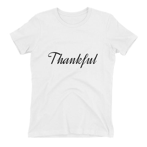 Image of Thankful - LifeSpirit | Sidi Life Products - T- Shirts - #collection_type#