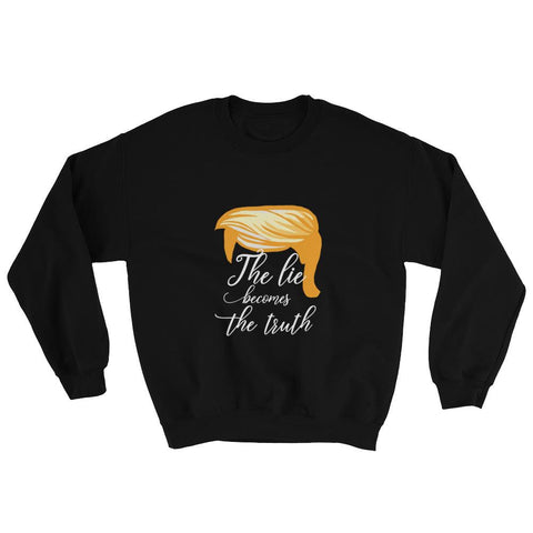 Image of The Lie Becomes the Truth - LifeSpirit | Sidi Life Products - Hoodies - #collection_type#