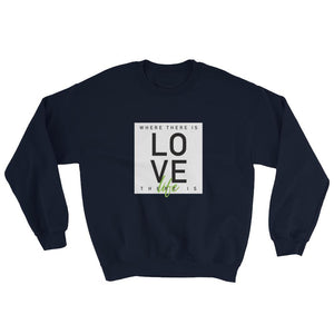 Where There is Love There is Life - LifeSpirit | Sidi Life Products - Hoodies - #collection_type#
