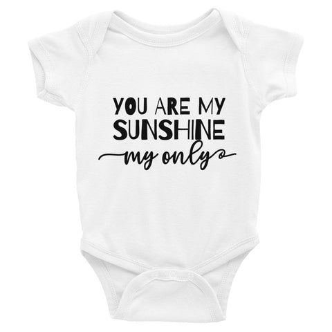 You Are My Sunshine Infant Bodysuit