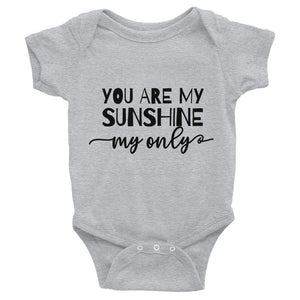 You Are My Sunshine Infant Body-suit - LifeSpirit | Sidi Life Products - Baby & Toddlers - #collection_type#