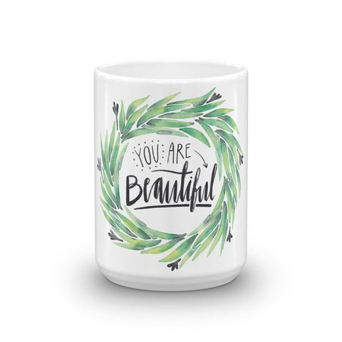 Image of Your Are Beautiful Mug - LifeSpirit | Sidi Life Products - - #collection_type#