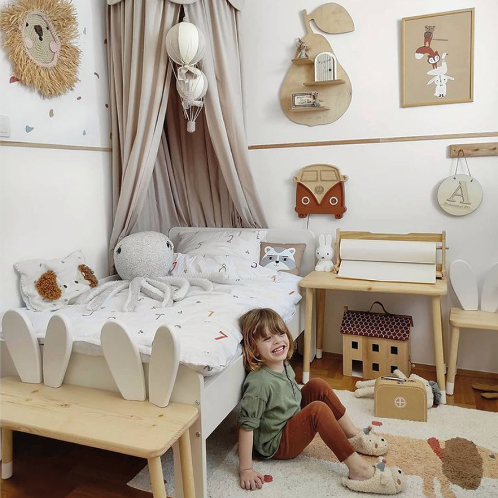 Project Nursery: Benefits of Beige