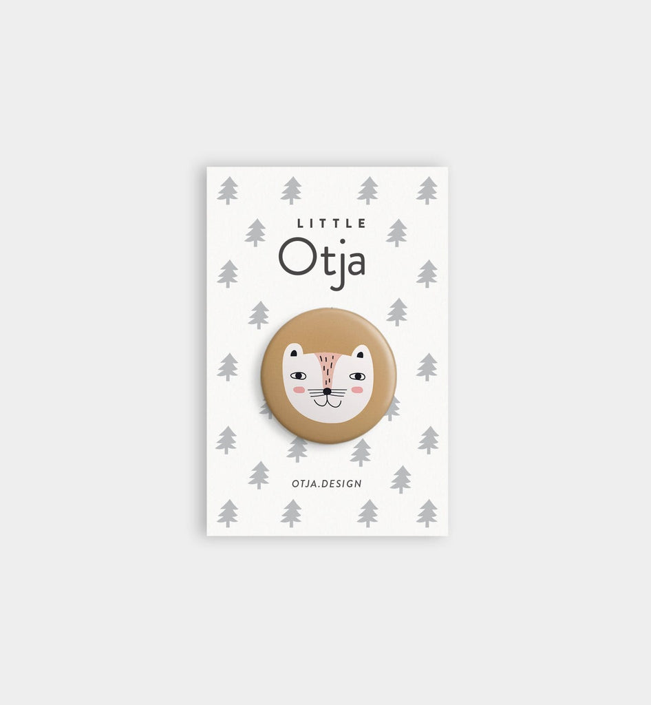 Cutie Cat Pin Button