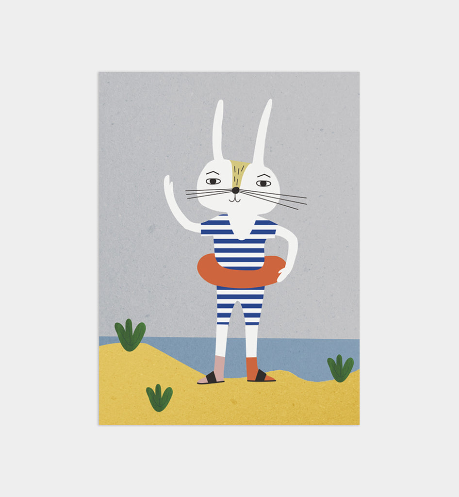 Set of 3 Prints: Fun in the Sun
