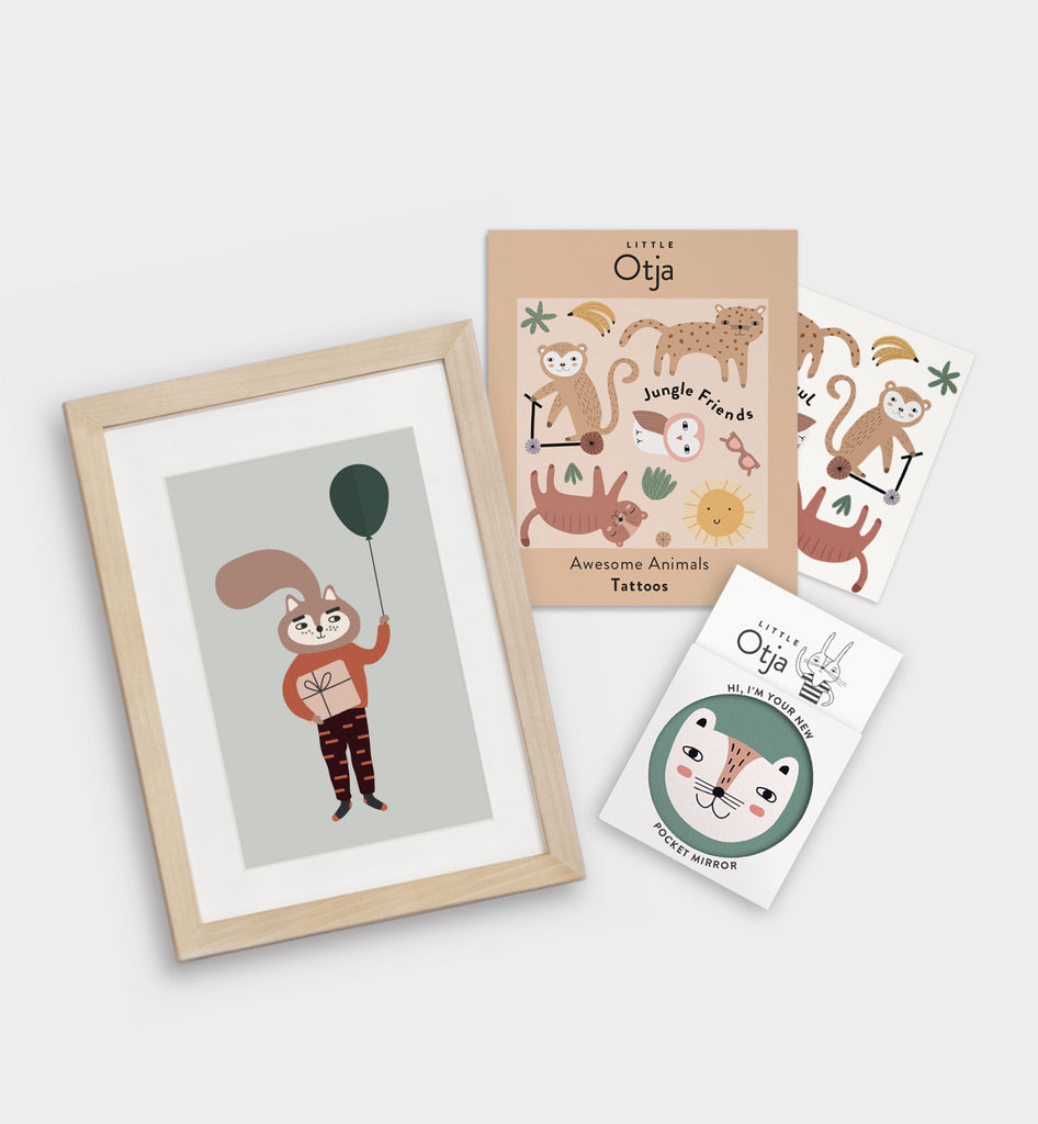 Gift Set: Bartel & Friends