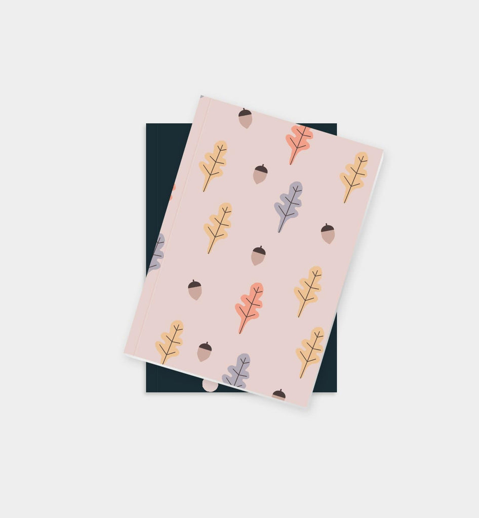 Autumn Leaves Notebook (1698733817898)