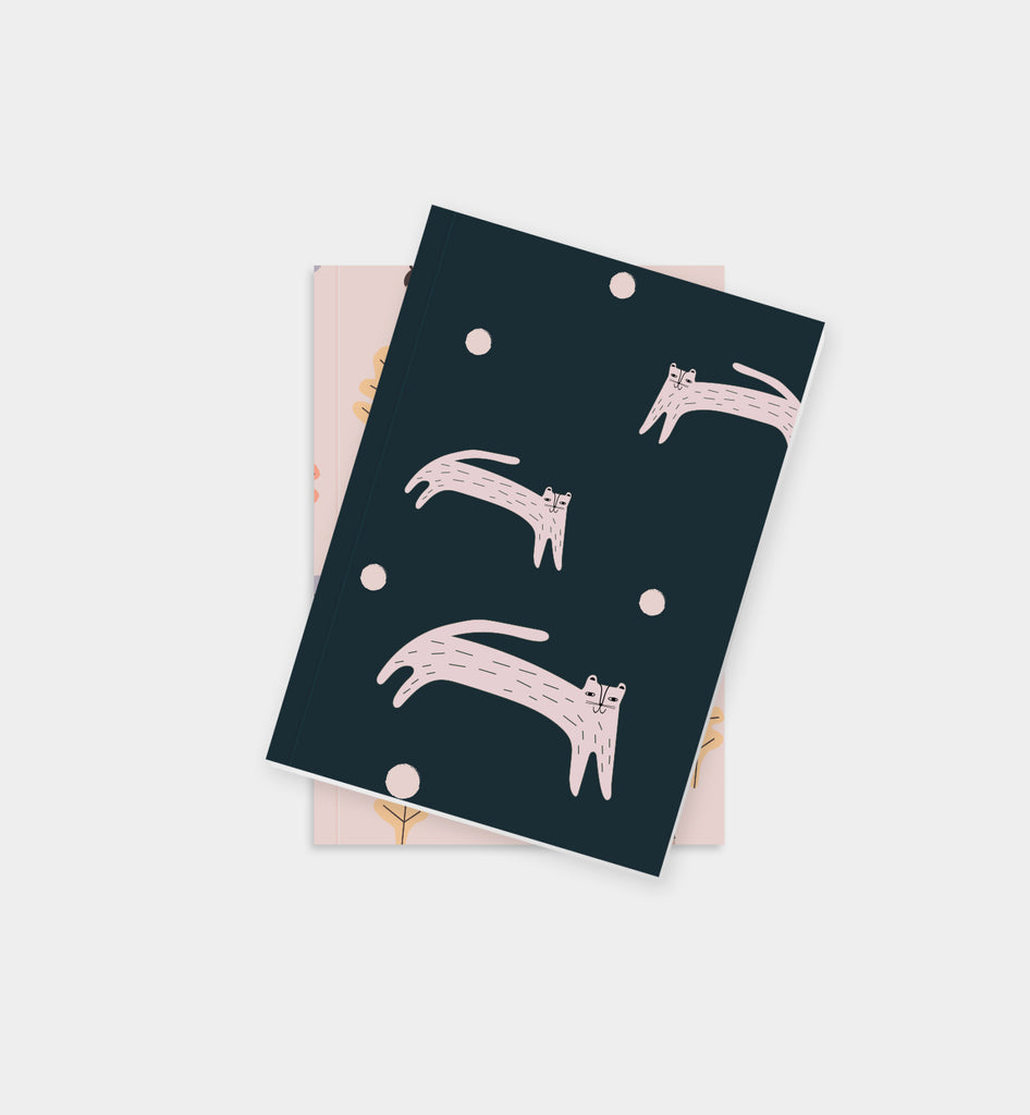Cats and Threads Notebook