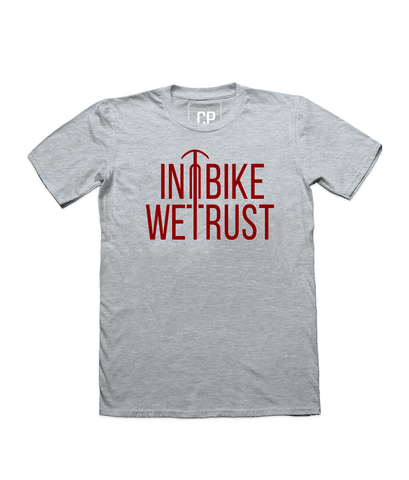 In Bike We Trust T-Shirt
