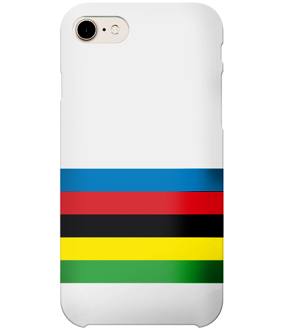 Rainbow Jersey Phone Case