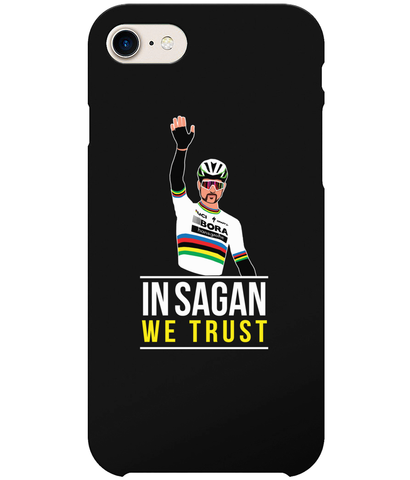 In Sagan We Trust Phone Case